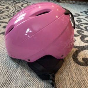Giro Tilt Pink Youth Ski Helmet